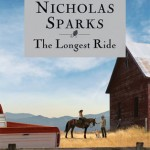 """Book Cover for """"The Longest Ride"""" by Nicholas Sparks"""