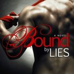"""Book Cover for """"Bound by Lies"""" by Hanna Peach"""