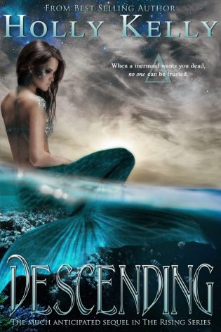 Descending by Holly Kelly