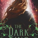 """Book Cover for """"The Dark King"""" by C.J. Abedi"""