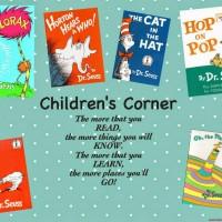 Children's Corner: Potty by Leslie Patricelli