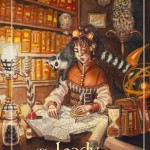 """Book Cover for """"The Lady Astronomer"""" by Katy O'Dowd"""