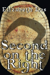 """Book Cover for """"Second on the Right"""" by Elizabeth Los"""
