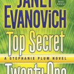 """Book Cover for """"Top Secret Twenty-One"""" by Janet Evanovich"""