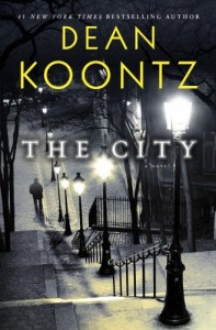 Book Cover for The City by Dean Koontz