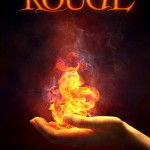 """Book Cover for """"Rouge"""" by Isabella Modra"""
