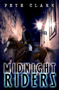 Book Cover for Midnight Riders by Pete Clark