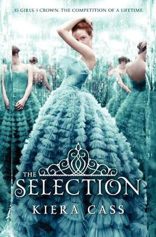 Weekend Reads #38 – The Selection Series by Kiera Cass