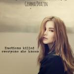 "Book Cover for ""Bleak Devotion"" by Gemma Drazin"