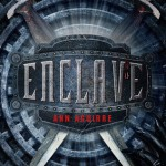 """Book Cover for """"Enclave (Razorland, #1)"""" by Ann Aguirre"""