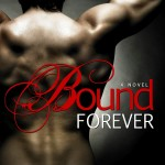"""Book Cover for """"Bound Forever"""" by Hanna Peach"""