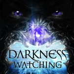 """Book Cover for """"Darkness Watching"""" by Emma L. Adams"""