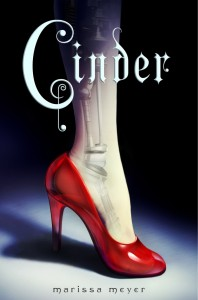 """Book Cover for """"Cinder (The Lunar Chronicles, #1)"""" by Marissa Meyer"""