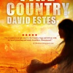 """Book Cover for """"Fire Country"""" by David Estes"""