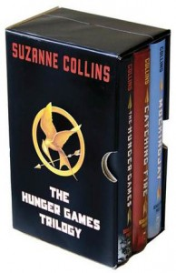 Cover Image for The Hunger Games Trilogy Boxset by Suzanne Collins