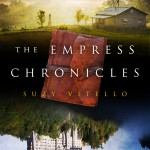 """Book Cover for """"The Empress Chronicles"""" by Suzy Vitello"""
