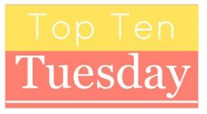 Top Ten Tuesday Meme