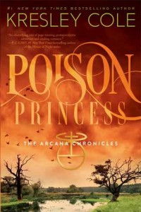 Book Cover for Poison Princess by Kresley Cole