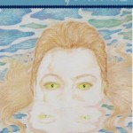 """Book Cover for """"Silent Fathoms"""" by Tamara A. Lowery"""
