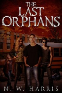"""Book Cover for """"The Last Orphans"""" by N.W. Harris"""