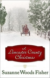 """Book Cover for """"A Lancaster County Christmas"""" by Suzanne Woods Fisher"""
