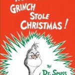 """Book Cover for """"How the Grinch Stole Christmas"""" by Dr. Seuss"""