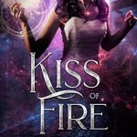 """Book Cover for """"Kiss of Fire"""" by Rebecca Ethington"""