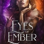 """Book Cover for """"Eyes of Ember"""" by Rebecca Ethington"""