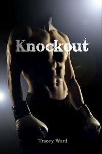 """Book Cover for """"Knockout"""" by Tracey Ward"""