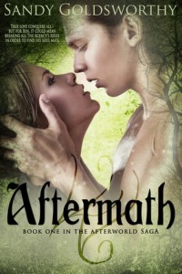 """Book Cover for """"Aftermath"""" by Sandy Goldsworthy"""