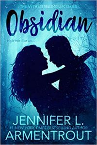 """Book Cover for """"Obsidian"""" by Jennifer L. Armentrout"""