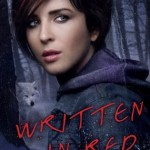 """Book Cover for """"Written in Red"""" by Anne Bishop"""