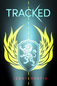 """Book Cover for """"Tracked"""" by Jenny Martin"""