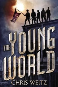 """Book Cover for """"The Young World"""" by Chris Weitz"""