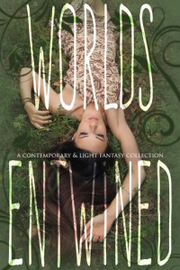 """Book Cover for """"Worlds Entwined"""""""