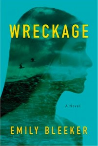 """Book Cover for """"Wreckage"""" by Emily Bleeker"""