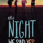 """Book Cover for """"The Night We Said Yes"""" by Lauren Gibaldi"""