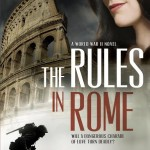"""Book Cover for """"The Rules in Rome"""" by A.L. Sowards"""