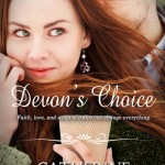 """Book Cover for """"Devon's Choice"""" by Catherine Bennett"""