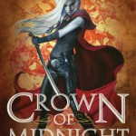 """Book Cover for """"Crown of Midnight"""" by Sarah J Mass"""