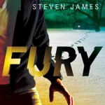 """Book Cover for """"Fury"""" by Steven James"""
