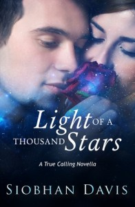 """Book Cover for """"Light of a Thousand Stars"""" by Siobhan Davis"""