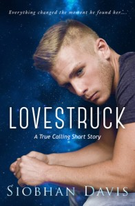 """Book Cover for """"Lovestruck"""" by Siobhan Davis"""