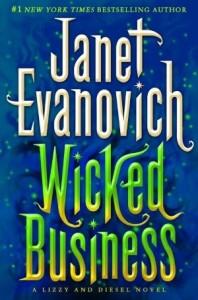 Weekend Reads #35 – Lizzy & Diesel by Janet Evanovich