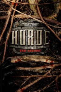 """Book Cover for """"Horde"""" by Ann Aguirre"""