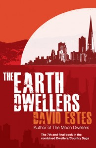 """Book Cover for """"The Earth Dwellers"""" by David Estes"""