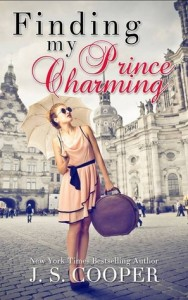 """Book Cover for """"Finding My Prince Charming"""" by J.S. Cooper"""