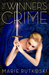 """Book Cover for """"The Winner's Crime"""" by Marie Rutkoski"""