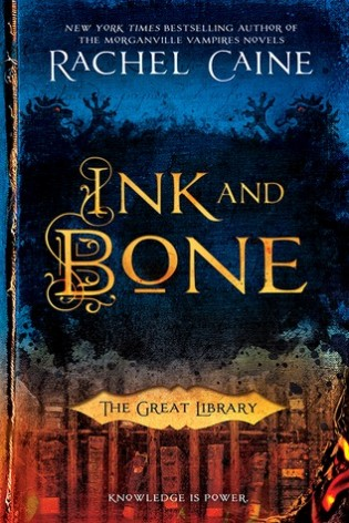 Waiting on Wednesday #16 – Ink and Bone by Rachel Caine