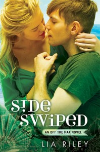 """Book Cover for """"Sideswiped"""" by Lia Riley"""